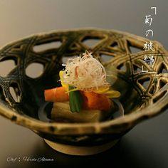 Appetizer of september  #japanesecuisine #washoku #japan #kaiseki #appetizer #foodblogger #foodphotography #pictureoftheday #foodstagram #foodporn #foodpics #food #buono #september #beautiful #oishii #chef #yummy #yum #thebest #japanesefood #instagood #delicious #gastronomy #instafood #canon #dish #itadakimasu #shrimp #culture by hirotoakama