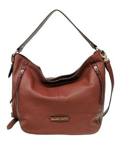 Another great find on #zulily! Whiskey Saratoga Hobo Bag by Franco Sarto #zulilyfinds