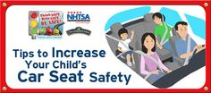 NHTSA car seat safety recommendations far surpass most outdated and unsafe LAWS.