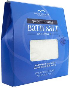 Sweet Dreams Bath Salt