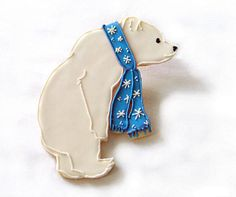 Rolling Pin Productions : Polar Bear Cookies