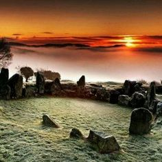 County Armagh, Ireland because that's where it all started.