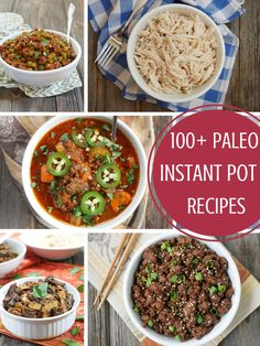 It's no secret that I'm a huge fan of the Instant Pot. Santa Roby (my husband) bought me one for Christmas several years ago – or um, I may have bought it for myself using his/our credit card. Since then, I've been using it on a regular basis – pretty much daily. I use it for everything… Read More