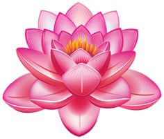 Lotus Flower PNG Clipart in category Flowers PNG / Clipart - Transparent PNG pictures and vector rasterized Clip art images. Art Lotus, Lotus Kunst, Pink Lotus, Lotus Flower Images, Lotus Flower Art, Art Floral, Watercolor Lotus, Buddhist Symbols, Lotus Tattoo