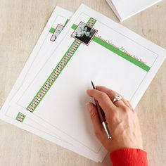 Share your year with family and friends using our exclusive Better Homes and Gardens Christmas letter templates! Find all of our downloadable letter templates here: http://www.bhg.com/christmas/crafts/free-christmas-letter-templates/?socsrc=bhgpin110614christmaslettertemplates&page=1