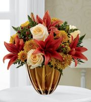 The FTD® Giving Thanks™ Bouquet Starting at $55.99 Call Parkers Flowers on (941) 627 5010  to order your fall flowers today