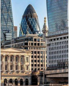 The Gherkin London