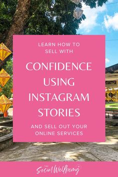 Get Confident On Instagram is for you if you're a female entrepreneur that is dedicated to attracting your dream clients. From confidence and visibility coach Sam at The Social Wellbeing, this course will help you gain camera confidence on Instagram stories for business, sell your services using the know, like and trust factor and learn how to use Instagram stories with actual strategy and intention. #Instagram #cameraconfidence #onlinebusiness Social Media Marketing Business, Social Media Tips, Online Marketing, Online Business, Marketing Ideas, Business Tips, Find Instagram, Instagram Marketing Tips, Earn More Money