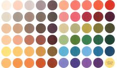 outono puro - Kéribi, essa é sua cartela de cores, ou seja, as cores que te valorizam e funcionam melhor pra você. Baseado no que você me disse, creio que um bom jeito de usá - la seria combinando peças nos tons mais neutros com detalhes nas cores mais coloridas.