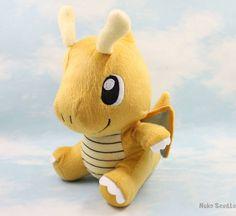 Pelúcia Dragonite Baby 16 cm - Pokémon #Pokémon #Anime #Plush #Pelúcia #Dragonite #Baby #Kawaii #cute #temosquepegartodos #freeshipping