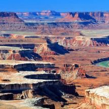 Green River Overlook - Canyonlands National Park - Utah I have been here and it is AMAZING! Places To Travel, Places To See, Utah Parks, Canyonlands National Park, Green River, Colorado River, Colorado Plateau, Travel Usa, Travel Info