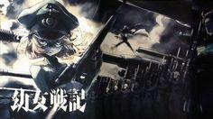 Saga of Tanya the Evil - Youjo Senki - Anime Wallpaper - Anime Desu
