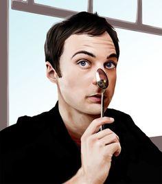 Sheldon 2.0, if you will. by *MashyTaytew on deviantART