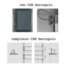 Crossed Structure Binding Marcopolo by Carmencho Arregui