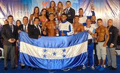 Honduras: La selección de Fitness con seis medallas en CA http://www.latribuna.hn/2016/06/28/la-seleccion-fitness-seis-medallas-ca/