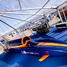 Bloodhound SSC 1,000mph car will debut in November (Wired UK)