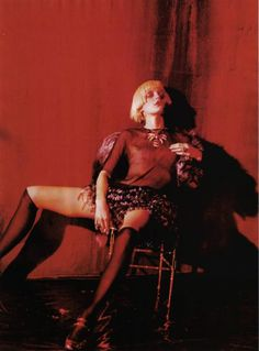 Peter Lindbergh. Vogue IT - Ravishing Beauties - Stam & Sabisha - Apr 2007