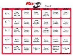 April Workout Calendar: 30 Days Of Spring Fitness This April