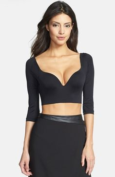 Cosabella 'Betsy' Cropped Push-Up Bra | Nordstrom