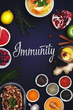 Food & Health by Lena Smirnova, via Behance