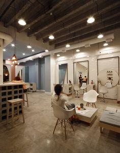 Galería de OD Blow Dry Bar / SNKH Architectural Studio - 15