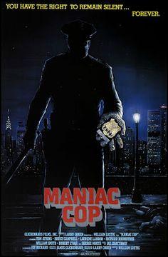 El Oscuro Rincón del Terror: MANIAC COP