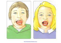 Praxias Speech Language Pathology, Speech And Language, Oral Motor, Speech Therapy, Faces, Exercise, Education, Speech Pathology, Activities