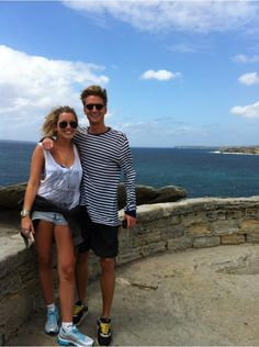 Caggie Dunlop and Ollie Proudlock x Made In Chelsea, Im In Love, Hot Guys, Tv Shows, Sporty, Celebs, Mens Fashion, My Style, Inspiration