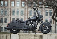 Indian Motorcycles has introduced its first 2016 model, the matte black Indian Chief Dark Horse. Priced $2,000 below the Chief Classic at $16,999, ...