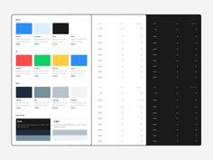 Frames 2 - design style guide & typography 🎨 by Bunin Dmitriy Web Design Examples, Best Web Design, Design System, Best Mobile, Wireframe, Ui Kit, Mobile Design, User Interface, Typography Design