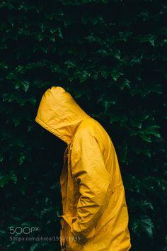 prepared for a downpour by iambencalhoun