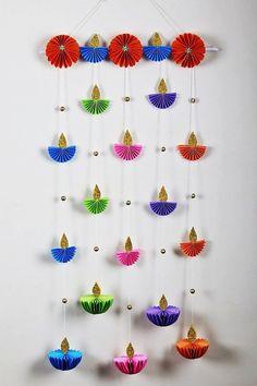 Diya Decoration Ideas, Diwali Decorations At Home, School Decorations, Festival Decorations, Paper Decorations, Diwali Diy, Diwali Craft, Diwali Gifts, Diy Home Crafts