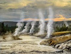 Yellowstone National Park. Photo by Ignacio Palacios