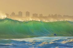 Currumbin Beach - Gold Coast, Australia - photo by Pir ie Bath Photography