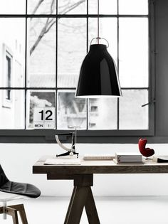 Carvaggio pendant from Danish designer Cecilie Manz for Lightyears