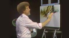 Bob Ross - Oriental Falls (Season 25 Episode 6)