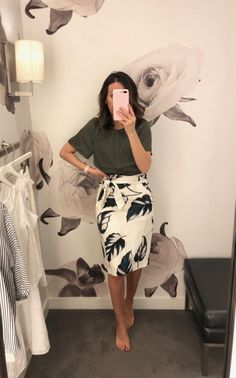 Fitting Room Snapshots (Ann Taylor) ~ Lilly Style – Fitness And Exercises Summer Work Outfits, Casual Work Outfits, Business Casual Outfits, Business Attire, Office Outfits, Modest Outfits, Modest Fashion, Business Fashion, Business Chic