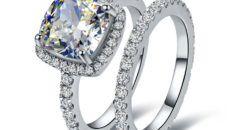 wedding rings for women white gold design