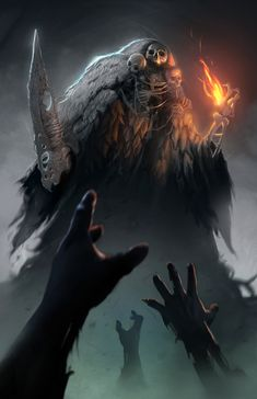 The First of the Dead by sstarkm.deviantart.com on @deviantART #DarkSouls