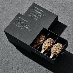 45 Ideas Chocolate Logo Design World Food Branding, Food Packaging Design, Packaging Design Inspiration, Brand Packaging, Branding Design, Logo Design, Corporate Branding, Menu Design, Design Design