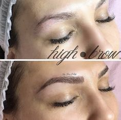 My new eyebrows (microblading)