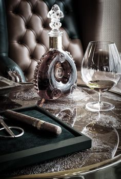 I prefer my decanters square. But every gentleman of leisure, and taste, should have one.
