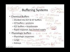 Acid Base Imbalances Basics