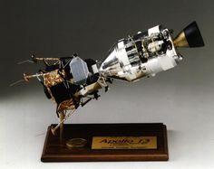 Spacecraft Model | Apollo 13