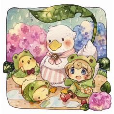 pixiv is an illustration community service where you can post and enjoy creative work. A large variety of work is uploaded, and user-organized contests are frequently held as well. Chibi Kawaii, Cute Chibi, Kawaii Art, Kawaii Anime, Manga Art, Manga Anime, Anime Art, Kawaii Drawings, Cute Drawings