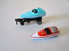 Micro Machines - 2 Boats