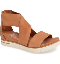 43b07fd3308 Main Image - Eileen Fisher Sport Platform Sandal Sport Sandals