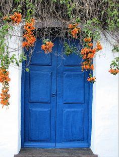 Así se ve una puerta de la Casa Histórica de #Tucuman