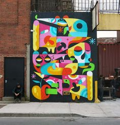 Ruben Sanchez Street art mural Brooklyn New York City 201 Ruben Sanchez Street art mural Brooklyn New York City 201 Street Art Graffiti streetartrd Street Art Graffiti Ruben Sanchez nbsp hellip Graffiti Wall Art, Murals Street Art, Mural Wall Art, Street Art Graffiti, Graffiti Artists, Graffiti Lettering, Graffiti Quotes, Art Quotes, Amazing Street Art