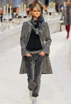 Chanel, Pre-Fall 2012, inspired by India
